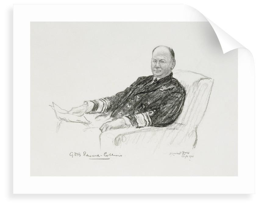 G.F.B. Edward-Collins by Muirhead