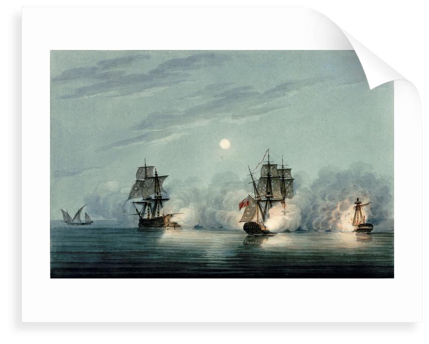 HMS 'Seahorse' by Robert Pollard