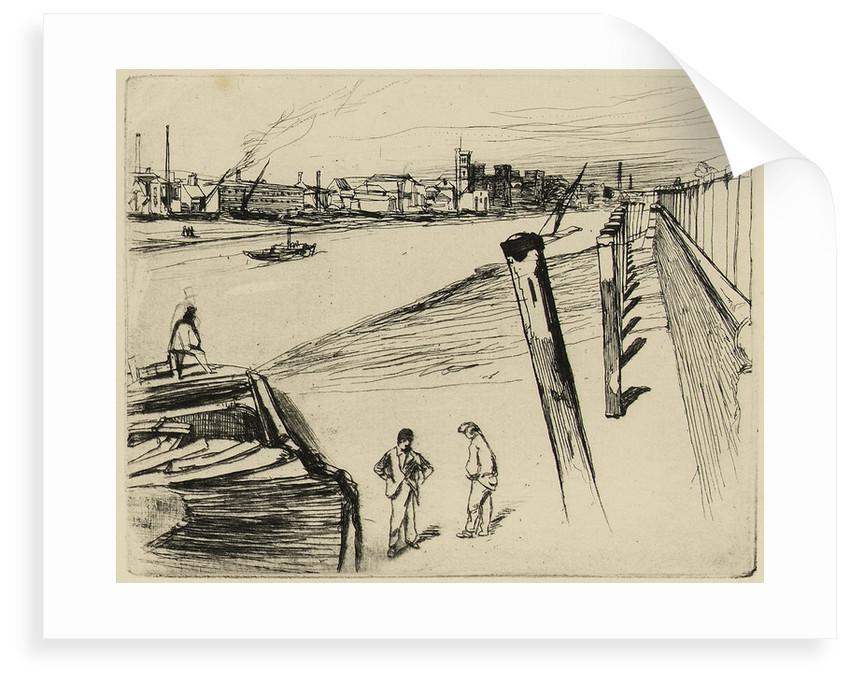 Millbank by James Abbott McNeill Whistler
