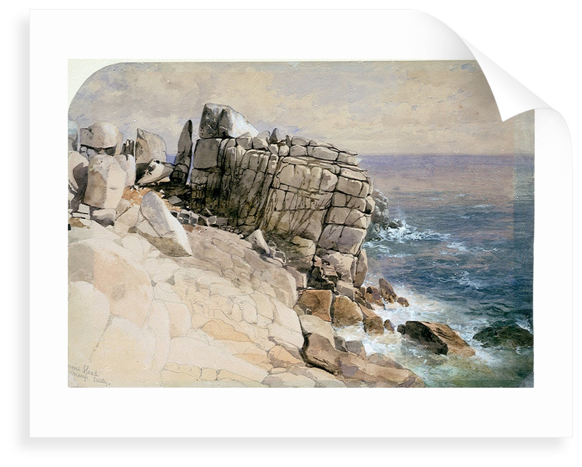Peninnis Head, St Mary's, Isles of Scilly by Edward William Cooke