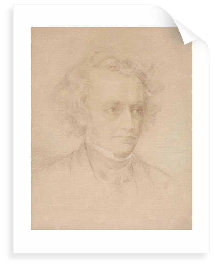 J.F.W. Herschel by Margaret Louisa Herschel