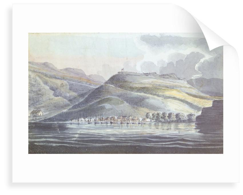Fort George, Martinique by Edward Pelham Brenton