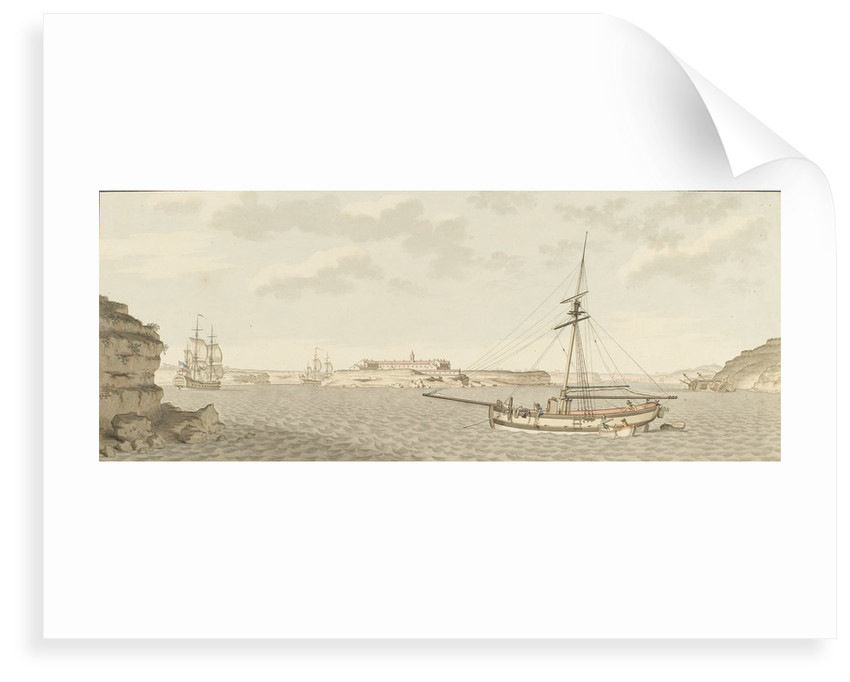 Port Mahon, & the Hospital Island by unknown