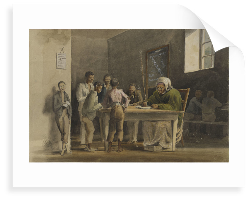 Education in the Early Days at The Cape by Charles Davidson Bell