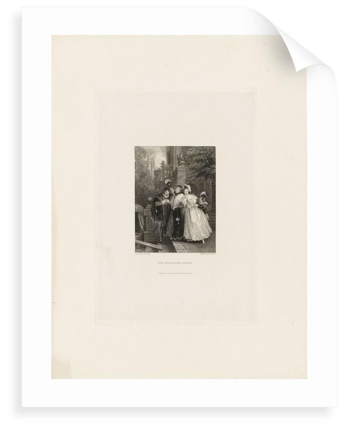 The Would-be Ninon by S.J.E. Jones