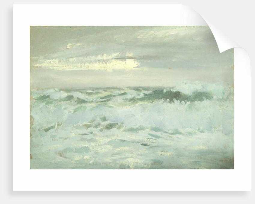 Cobo Bay by Herbert Barnard John Everett