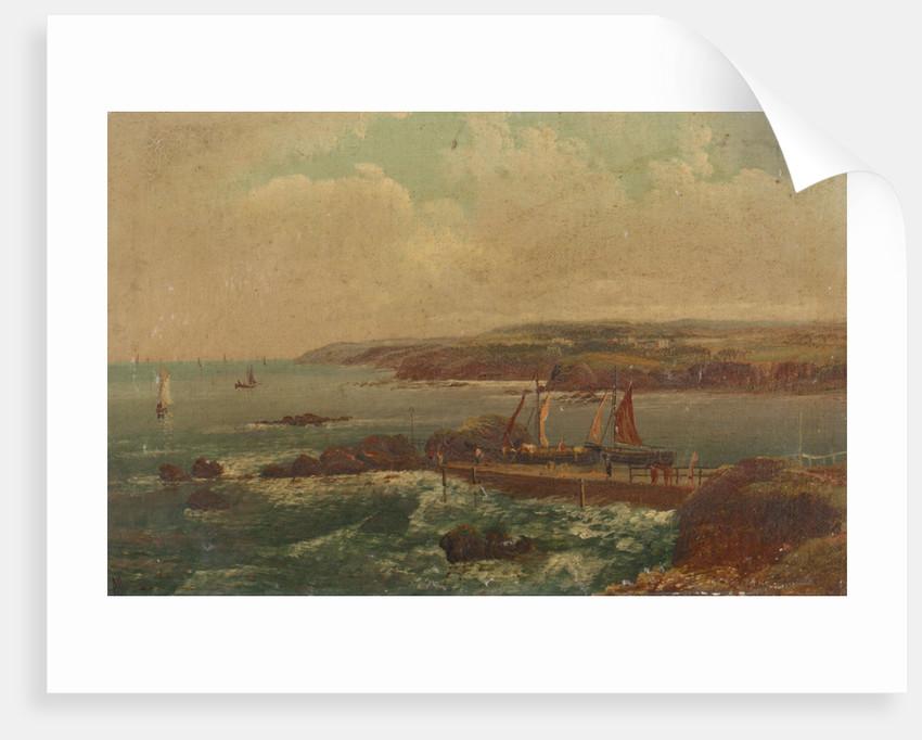 Bude Harbour, Devon by Allan
