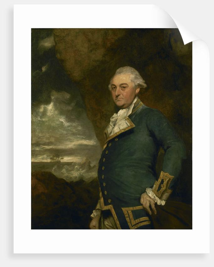 Captain John Gell (1740-1805) by Joshua Reynolds