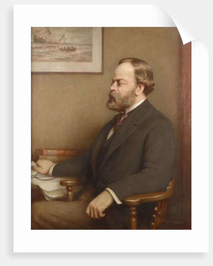 Samuel Plimsoll (1824-1898) by Reginald Henry Campbell