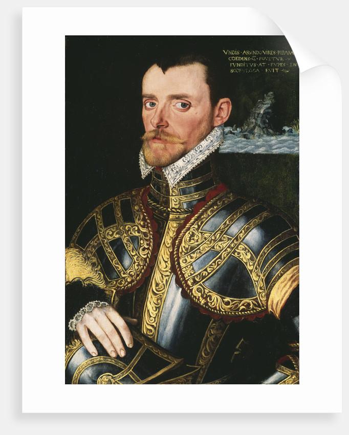 Admiral Sir Richard Hawkins (1532-1595) by English School
