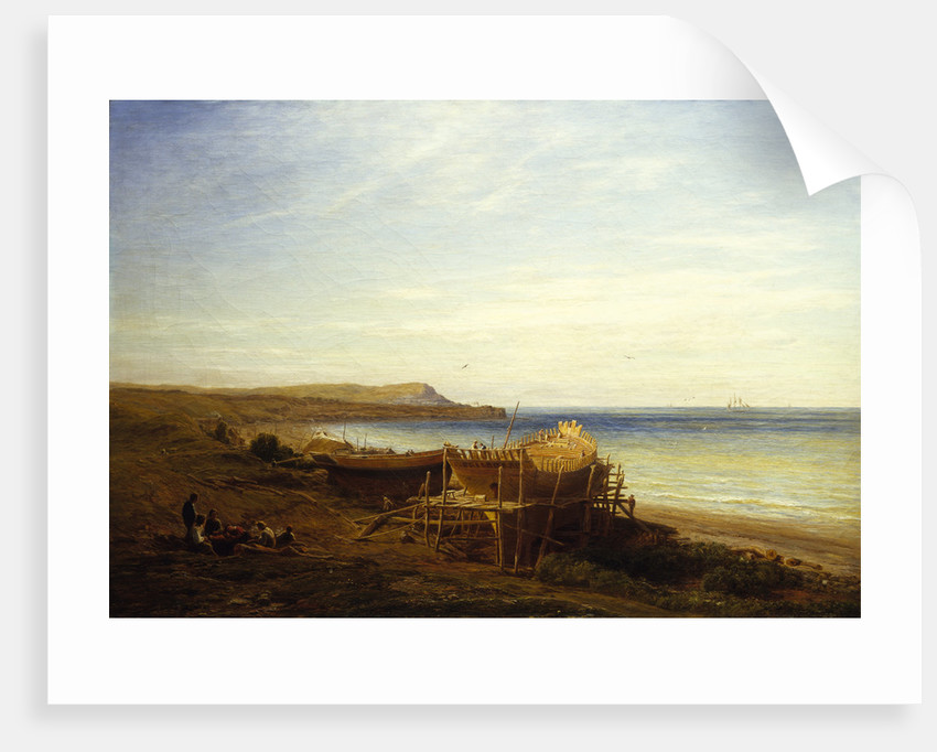 A new bride for the sea by Thomas Danby