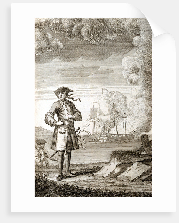 Captain Edward England by unknown
