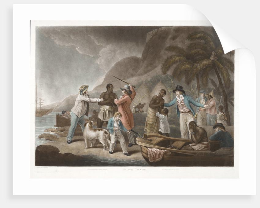 Slave Trade by John Raphael Smith