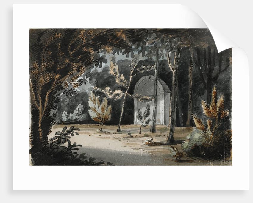 Merton, July 1803 (recto) by Thomas Baxter