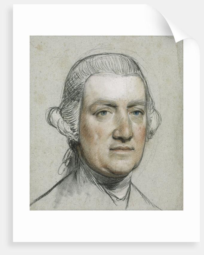 Nevil Maskelyne (1732 -1811) by John Russell