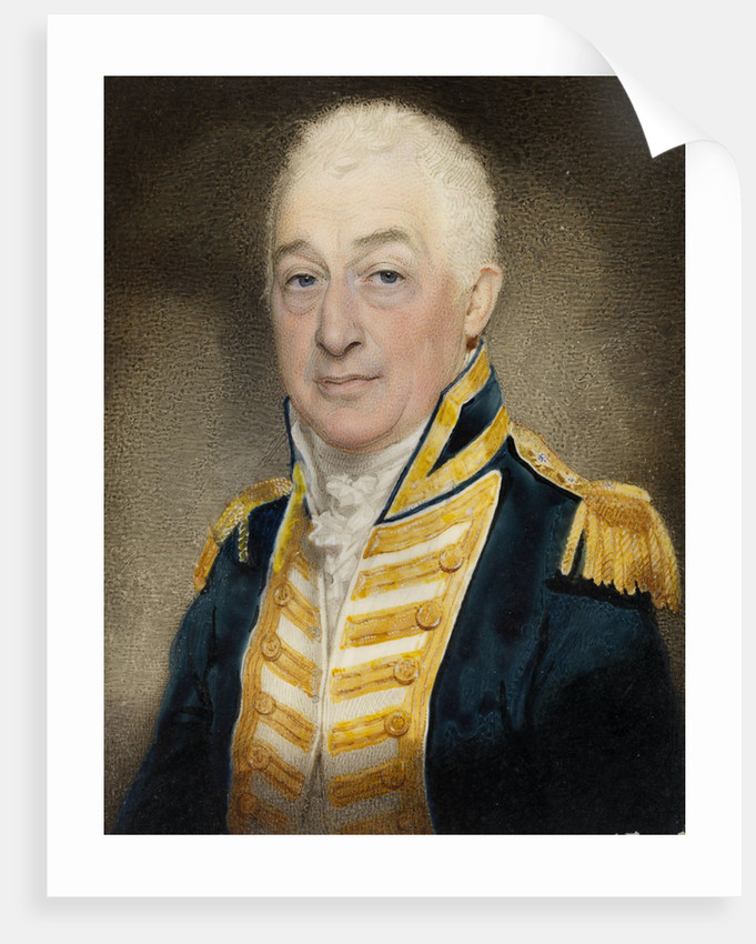 Sir Isaac Coffin by unknown