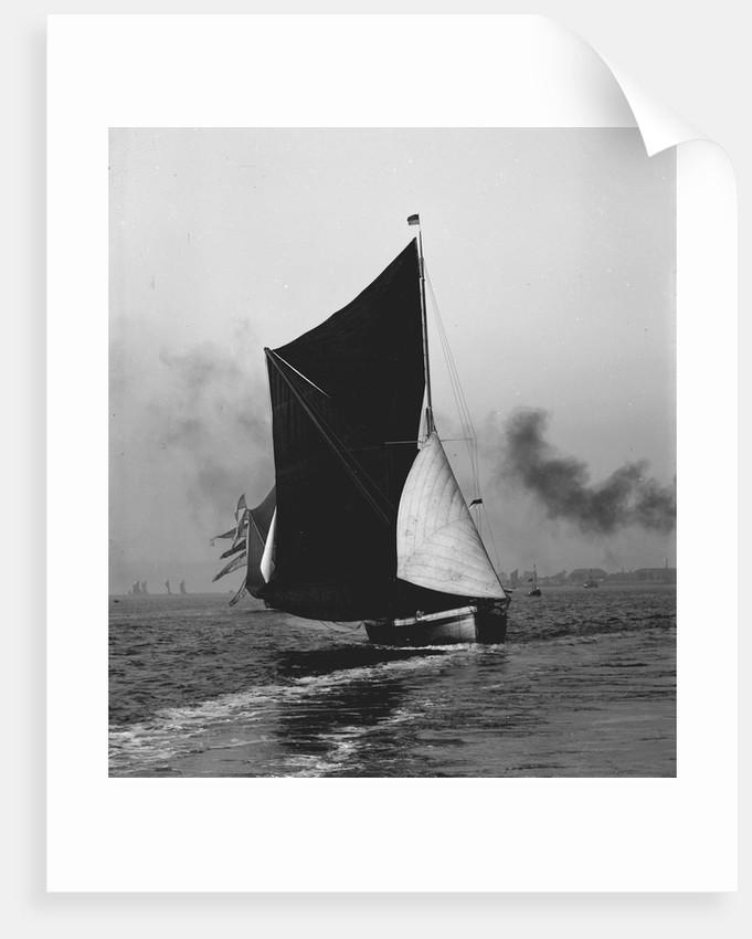 'Centaur' (Br, 1899) under sail by unknown
