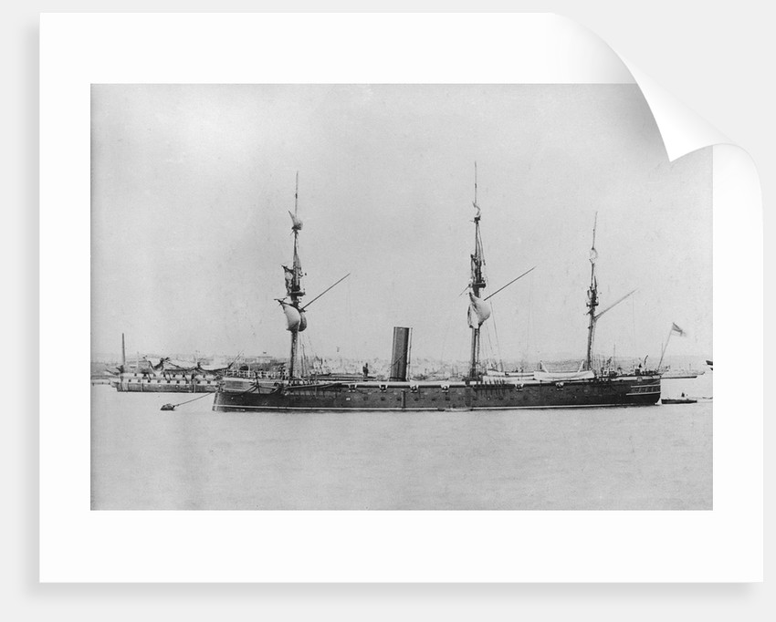 Photograph of HMS Thetis by unknown