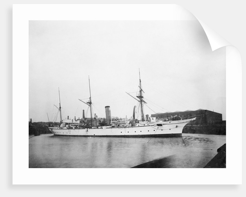'Espeigle' (Br, 1900) at Sheerness by unknown