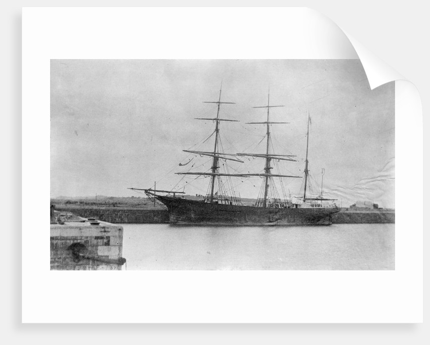 'Stanley' (No, 1880) at quayside, Barry Dock by unknown