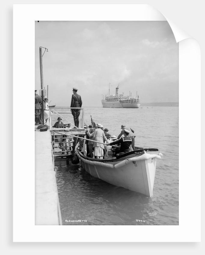 Alexandretta (Iskenderuni), Turkey by Marine Photo Service