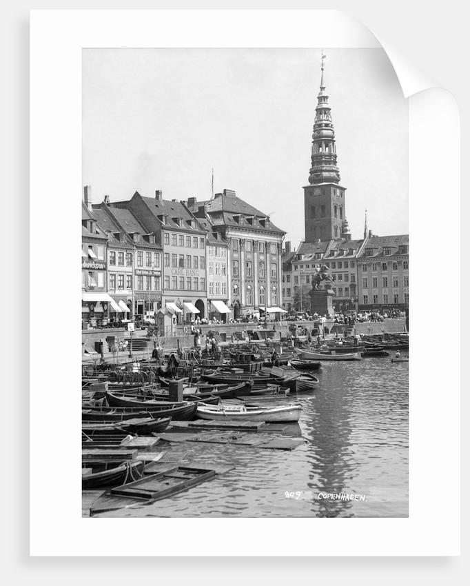 Copenhagen, Denmark by Marine Photo Service