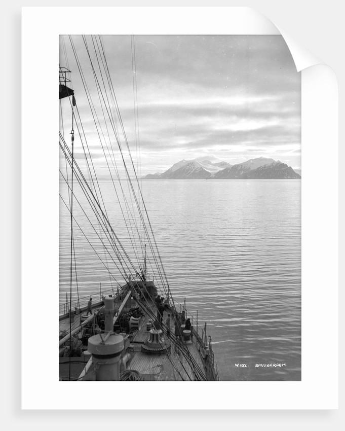 The Straits of Magellan by Marine Photo Service