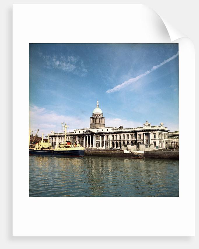 Dublin Customs House, Ireland by Marine Photo Service