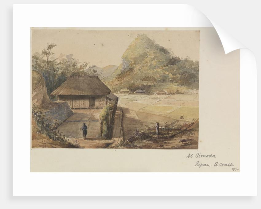At Shimoda, south coast of Japan by James Henry Butt