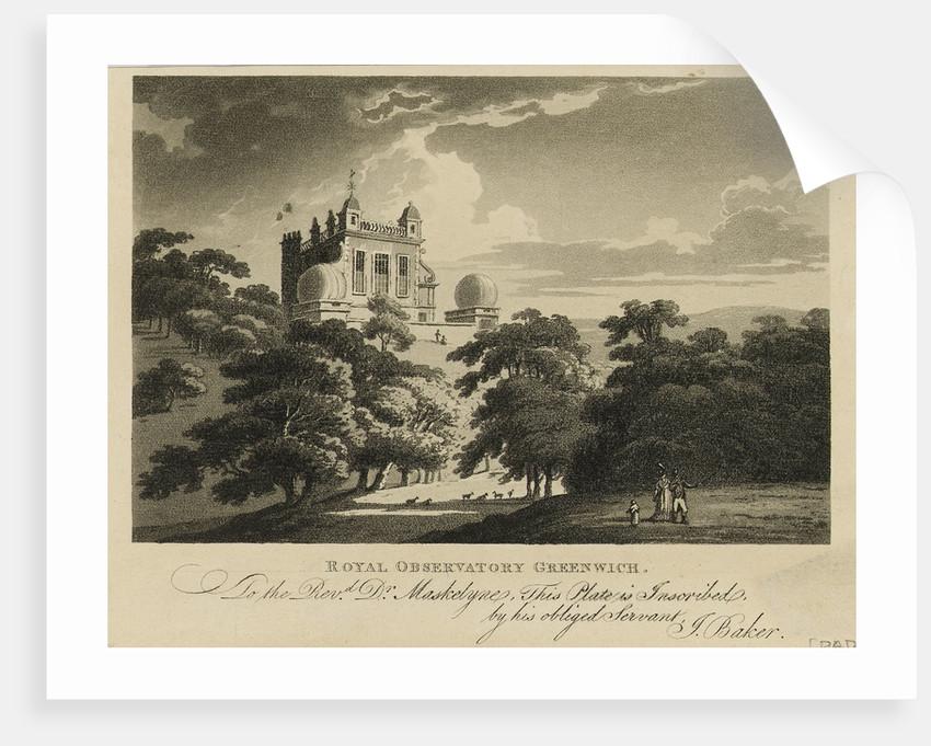 Royal Observatory Greenwich by J. Baker