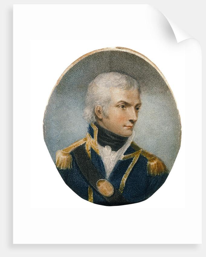Sir Edward Berry (1768-1831) by Daniel Orme