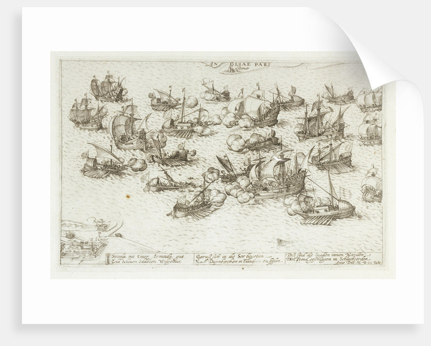 Dover, 23 October 1602 by K. Geller