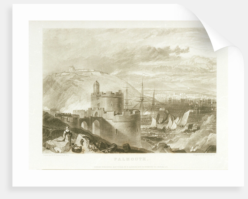 Falmouth by Joseph Mallord William Turner