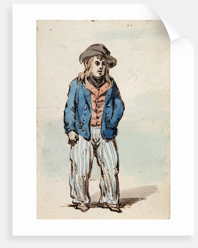 A young seaman by James Gillray
