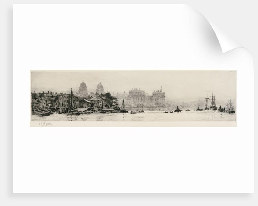 Greenwich by William Lionel Wyllie