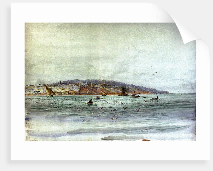 Tangiers by William Lionel Wyllie