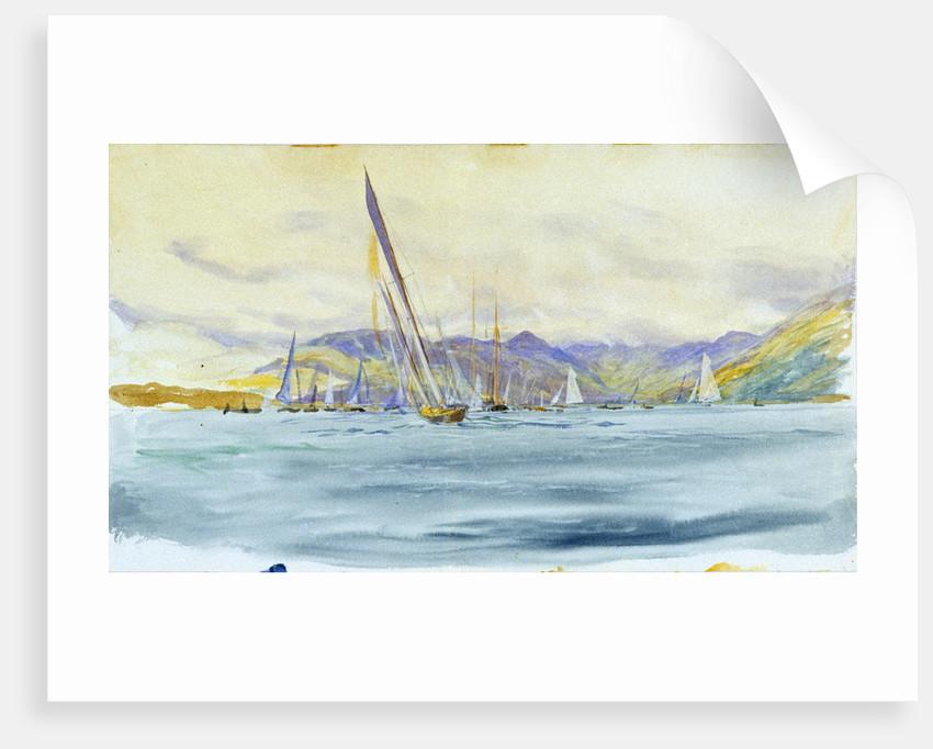 Arran by William Lionel Wyllie