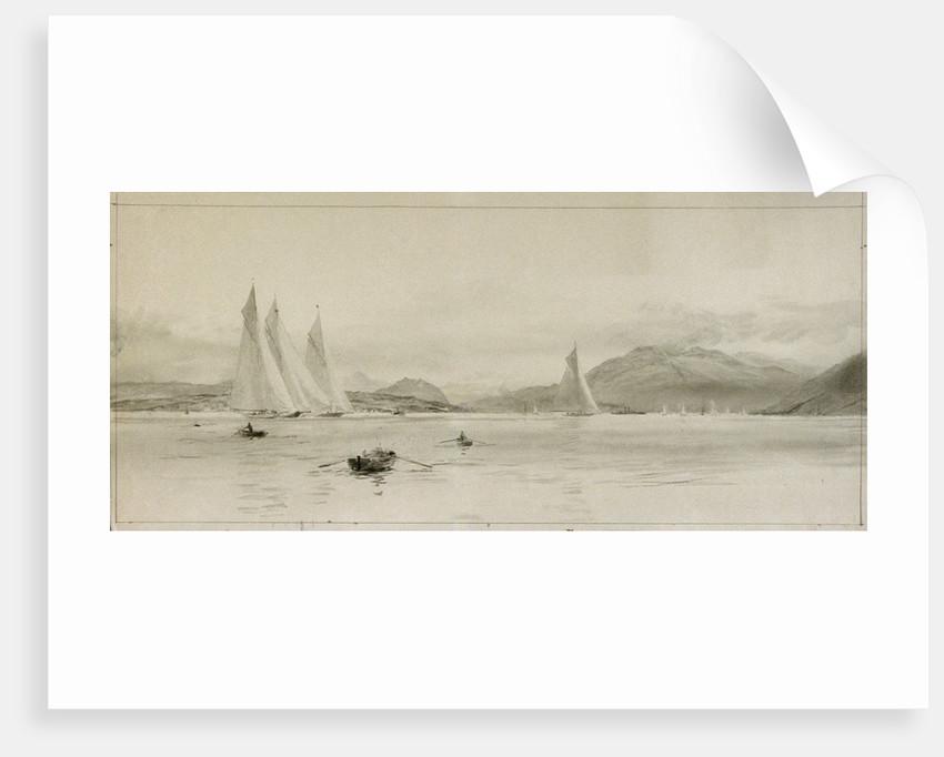 Clyde by William Lionel Wyllie