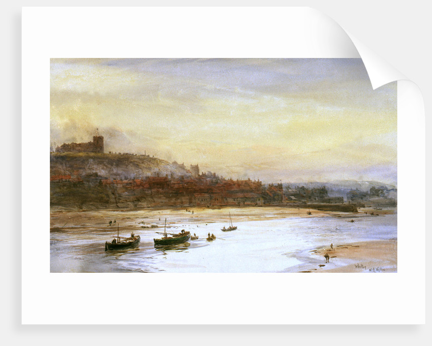 Whitby by William Lionel Wyllie