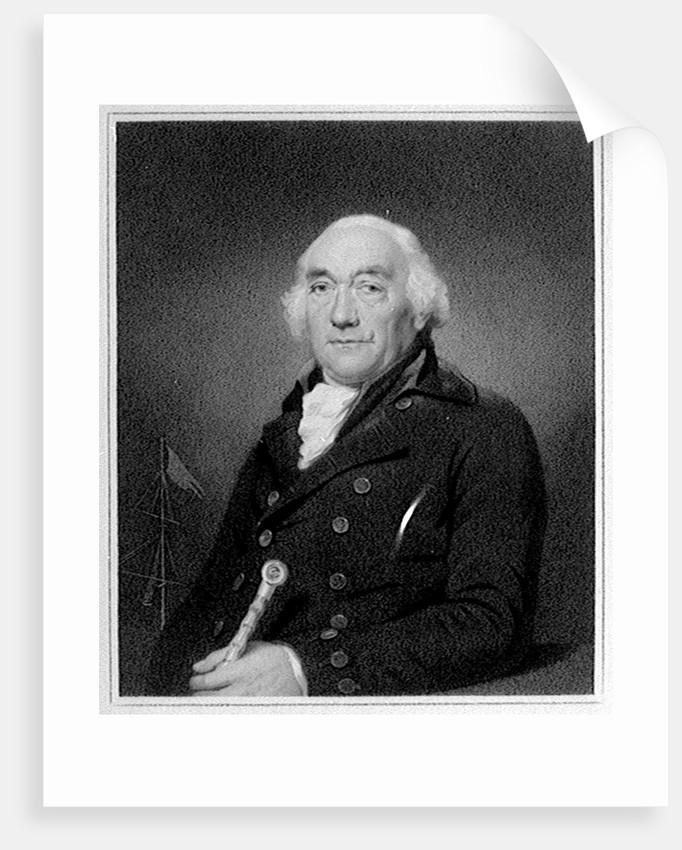 William Locker, 1731-1800, Lieutenant-Governor of Greenwich Hospital, 1793-1800 by Lemuel Francis Abbott