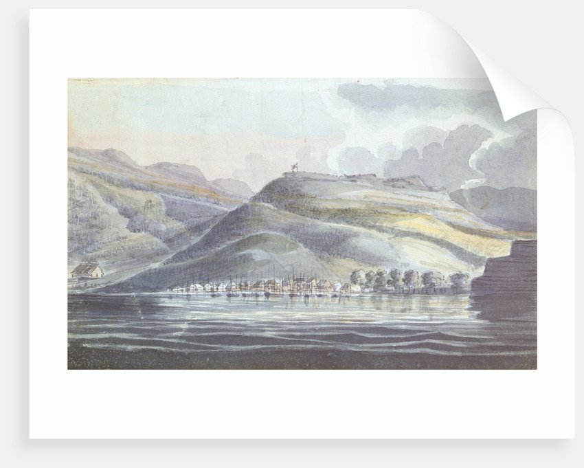 Fort George, Martinique by Edward Pelham Brenton