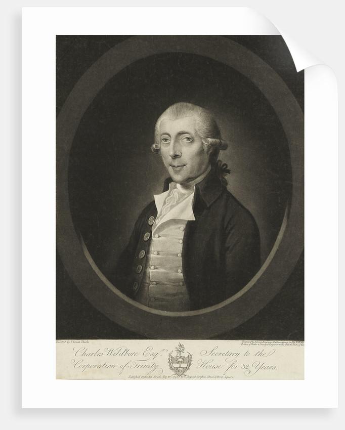 Charles Wildbore Esq. (d. 1792) by Thomas Duche