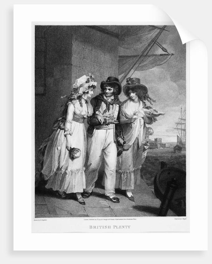 British Plenty by Henry Singleton