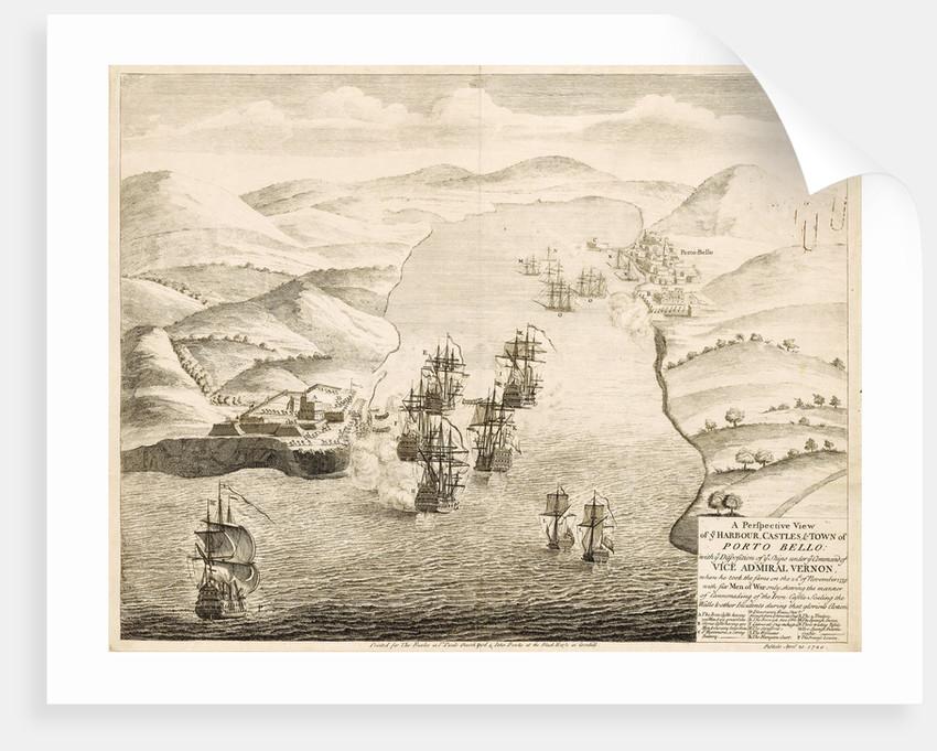 View of Portobello by Thomas & John Bowles