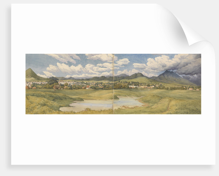Tepic [Mexico], Augt 12th 1850 by Edward Gennys Fanshawe