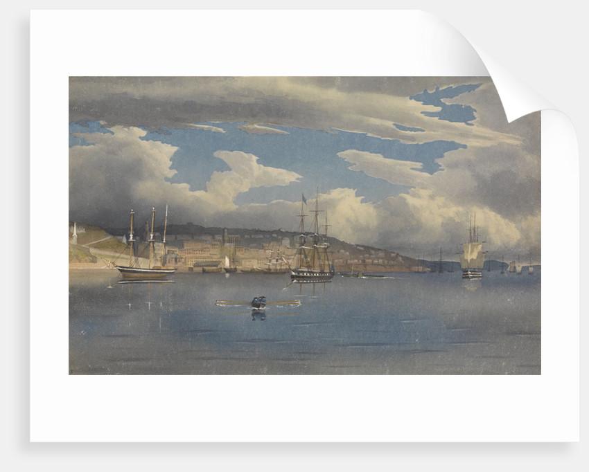 Queenstown [Cobh], Ireland, 1856 by Edward Gennys Fanshawe