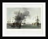 Episodes Maritimes: Combat du Grand Port (Ile de France), 23-25 August 1810 by A. Mayer
