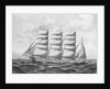 The barque 'Colonial Empire' by T. G. Purvis