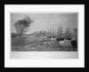 The Bombardment of Odessa, April 22nd 1854 by Thomas Goldsworth Dutton
