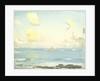 Cobo Bay, Guernsey by John Everett
